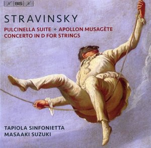 Pulcinella Suite/Apollon musagete