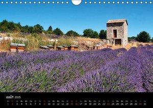 Cabanons de Provence (Calendrier mural 2015 DIN A4 horizontal)