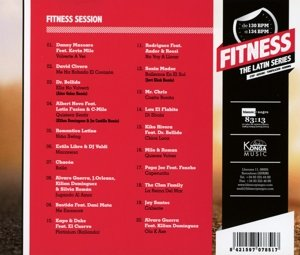 Fitness The Latin Series