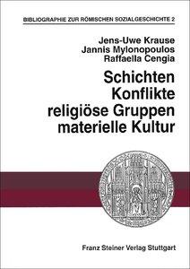 Bibliographie zur römischen Sozialgeschichte 2