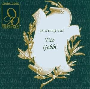 An Evening With Tito Gobbi