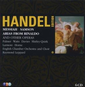 Vol.4/Messiah/Samson/Arias