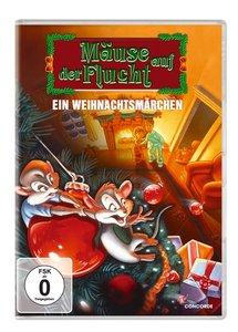 Mäuse auf der Flucht (DVD)