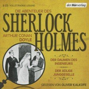 Die Abenteuer des Sherlock Holmes: Der Daumen des Ingenieurs & D