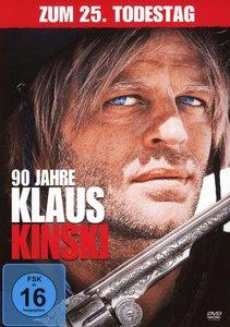 90 Jahre Klaus Kinski-Box (3 Filme-Edition)