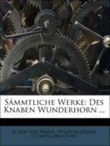 Ludwig Achim's von Arnim sämmtliche Werke, Siebzehnter Band