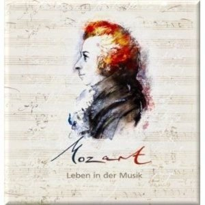 Das Mozart-Hörbuch-Leben in der Musik