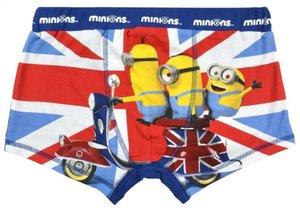 Minions - Boxershorts UK (multicolor) - Größe L