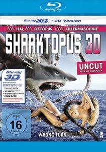 Sharktopus 3D
