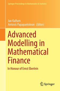 Advanced Modeling in Mathematical Finance