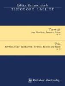 Trio für Oboe, Fagott und Klavier op. 22