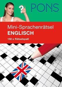 PONS Mini-Sprachenrätsel Englisch