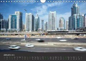 United Arab Emirates 2015 (Wall Calendar 2015 DIN A4 Landscape)