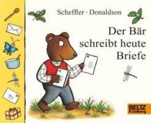 Der Bär schreibt heute Briefe