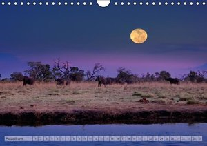 NAMIBIA Christian Heeb / UK Version (Wall Calendar 2016 DIN A4 L