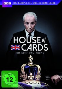 House of Cards - Die komplette 2. Mini-Serie