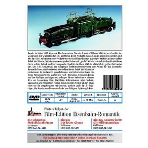 RioGrande - Edition Eisenbahn-Romantik - Märklin - Fabrik der Tr