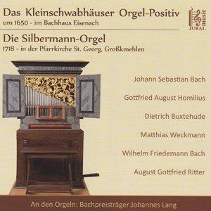 Kleinschwabhäuser Orgel-Positiv