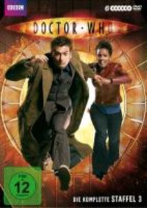 Doctor Who - Staffel 3 - Komplettbox