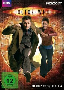 Doctor Who - Staffel 3 - Komplettbox