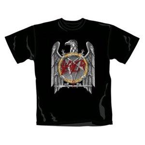 Silver Eagle (T-Shirt,Schwarz,Größe M)