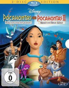Pocahontas & Pocahontas II - Reise in eine neue Welt