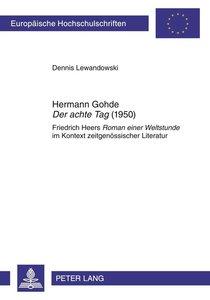 Hermann Gohde Der achte Tag (1950)
