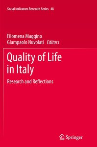 Quality of life in Italy