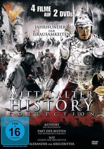 Mittelalter History Collection (DVD)