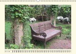 Places to rest (Wall Calendar 2015 DIN A3 Landscape)