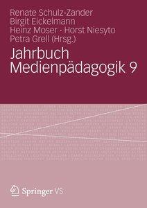 Jahrbuch Medienpädagogik 9