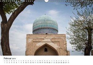 Dobrindt, J: Usbekistan - Faszinierende Architektur entlang