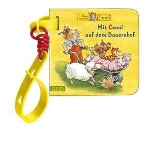 Buggy-Buch: Conni: Mit Conni auf dem Bauernhof