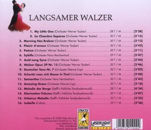 Strictly Dancing-Langsamer Walzer