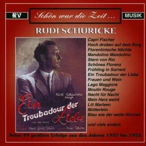 Ein Troubadour Der Liebe