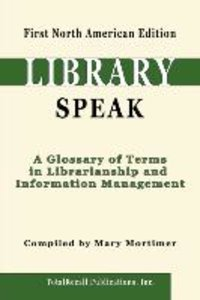 Libraryspeak