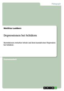 Depressionen bei Schülern
