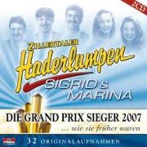 Grand Prix Sieger 07,wie sie früher waren