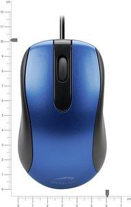 Speedlink MICU Mouse, 3-Tasten-Maus - USB, blau