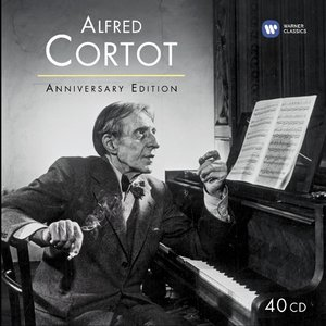 Cortot:The Anniversary Edition