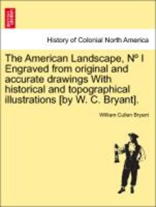 The American Landscape, Nº I Engraved from original and accurate