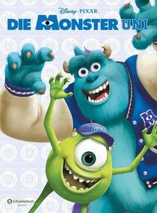 Die Monster-Uni. Das Buch zum Film