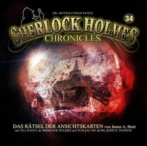 Sherlock Holmes Chronicles 34-Die Fünf Orangenkern