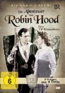 Die Abenteuer von Robin Hood - Box 2