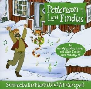Schneeballschlacht Und Winterspass