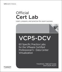 VCP-DVC Lab Booklet