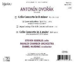 Cellokonzerte h-moll & A-Dur