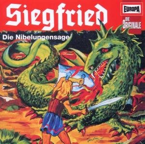Die Originale 16-Siegfried-Die Nibelungensage