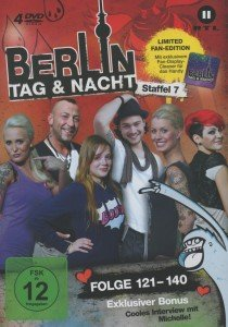 Staffel 7,Folge 121-140-Limited Edition