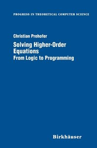 Solving Higher-Order Equations